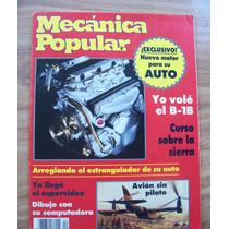 Mecánica Popular-lote De 46 Revistas-reseñas-hm4