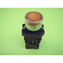 Boton Operador Iluminado Xb2-bw3541 Telemecanique