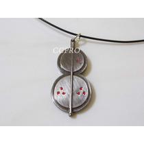 Collar Anime Naruto Uchiha Madara Weapon