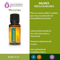 Doterra Mezcla Aceite Esencial De Balance