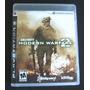 Call Of Duty Modern Warfare 2 Para Playstation 3, Ps3