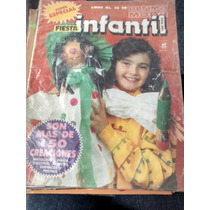 Fiesta Infantil - Libro N° Última Moda