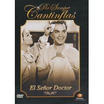 Dvd Mexicano Mario Moreno Cantinflas El Señor Doctor Tampico