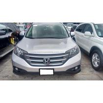 Honda Cr-v 5p Exl 4wd A/a Abs Rines Q/c Piel