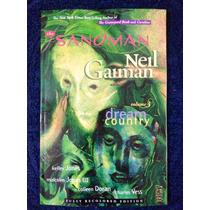 The Sandman: Dream Country # 3 Tpb (con Dvd Death Note)
