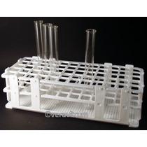 Gradilla Autoclavable Para 60 Tubos De Ensaye De 16mm