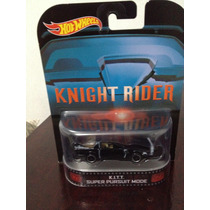 Hot Wheels Retro K.i.t.t. Knight Rider