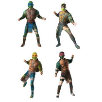 Disfraz Tortugas Ninja Adulto Hombre Disfraces Halloween