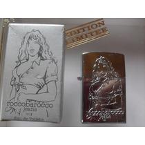 Perfume Miniatura Coleccion Rocco Barrocco Jeans Ella 4 Ml