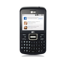 Lg Text It Chat C193 Cám 2 Mpx Radio Fm Mp3/mp4 Red Social