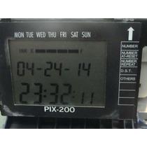 Cartucho Para Reloj Checador Amano Pix 200
