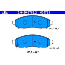 Balatas Delanteras Nissan Pathfinder 4x2 4.0 2005/2012