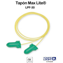 Tapon Auditivo Max Lite Caja C/100
