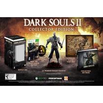 Dark Souls Ii 2 Collector Edition Xbox 360 Nuevo Sellado Hm4