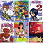 Editorial Vid Manga Slam Dunk Bleach Ragnarok Chrono Crusade