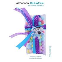 12 Cajas De Acetato En Forma De Almohada