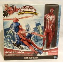 Ultimate Spider-man Web Warriors