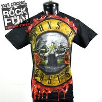 Guns N Roses Playera Importada 100% Original 2