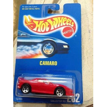 Hot Wheels Camaro (empaque De 1991)