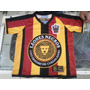 Lotto Niño Leones Negros Local 2009 M.c ..  Chsp Playera Udg