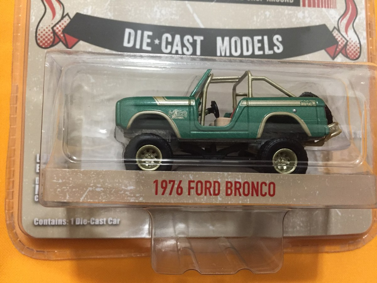 The gallery for --> Gas Monkey Garage Bronco