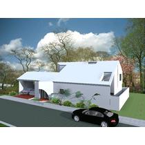 Proyecto De Casa O Remodelacion Por 400 M2
