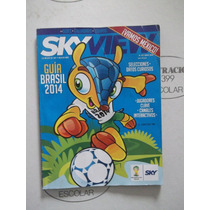 Brasil 2014,guia Revista Sky