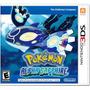 !! Pokémon Alfa Zafiro Y Playera De Regalo En Wholegames !!