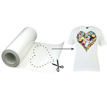 Vinil Textil Sublimable Transparente Playera Novedad Moritzu