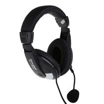 Diadema Ajustable Con Microfono Flexible Control Audio Mp3