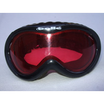 Lentes Goggles Bolle Mod Equalizer Snowboarding Moto Francia