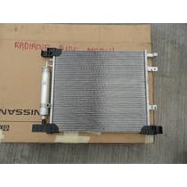 Condensador Nissan Versa Nuevo Original
