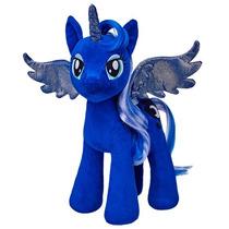 My Little Pony Princess Luna Muñeco Peluche Build A Bear
