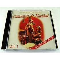 Canciones De Navidad Los Mejores Villancicos Cd Vol 1