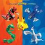 Coleccion Mcdonalds Pokemon 2016