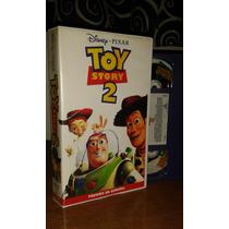 Vhs Tory Story 2 Español Latino.de Colección. Disney Pixar