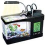 Tb Accesorio P/ Pecera Usb Desktop Fish Aquarium, Real Fish