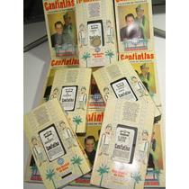 De Colección 14 Películas Diferentes En Vhs De Cantinflas