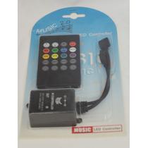 Controlador Audiorritmico Para Tiras De Led
