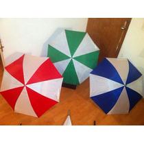 Paraguas Bicolor Para Publicidad