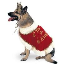 Disfraz Para Perro Rubíes Para Hombre Rey De Vestuario Para