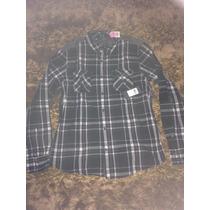 Camisa Casual Para Caballero Guess Talla Mediana Nueva 990$