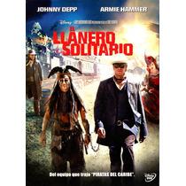 Dvd Llanero Solitario ( The Lone Ranger ) 2013 - Gore Verbin