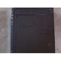 Libro Antiguo Para Aprender Ingles, Alejandro Ybarra 1892