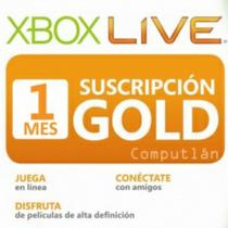 Pongo 1 Mes De Gold Gratis Para Las Cuentas De Xbox 360
