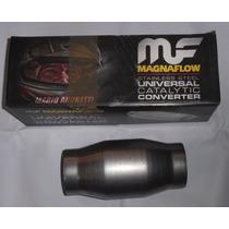Magnaflow Catalizador Alto Flujo Spun Ideal Para Downpipes