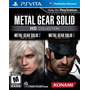 Metal Gear Solid Hd Collection Ps Vita Nuevo Citygame