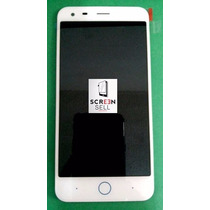 Touch + Pantalla Lcd Zte Blade S6 Plus Lux Blanco