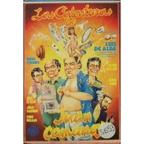 Dvd Las Calenturas De Juan Camaney Luis De Alba Arvizu Tata