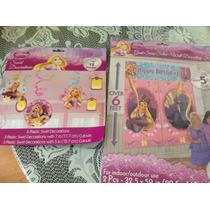 Accesorios Para Fiesta De Rapunzel